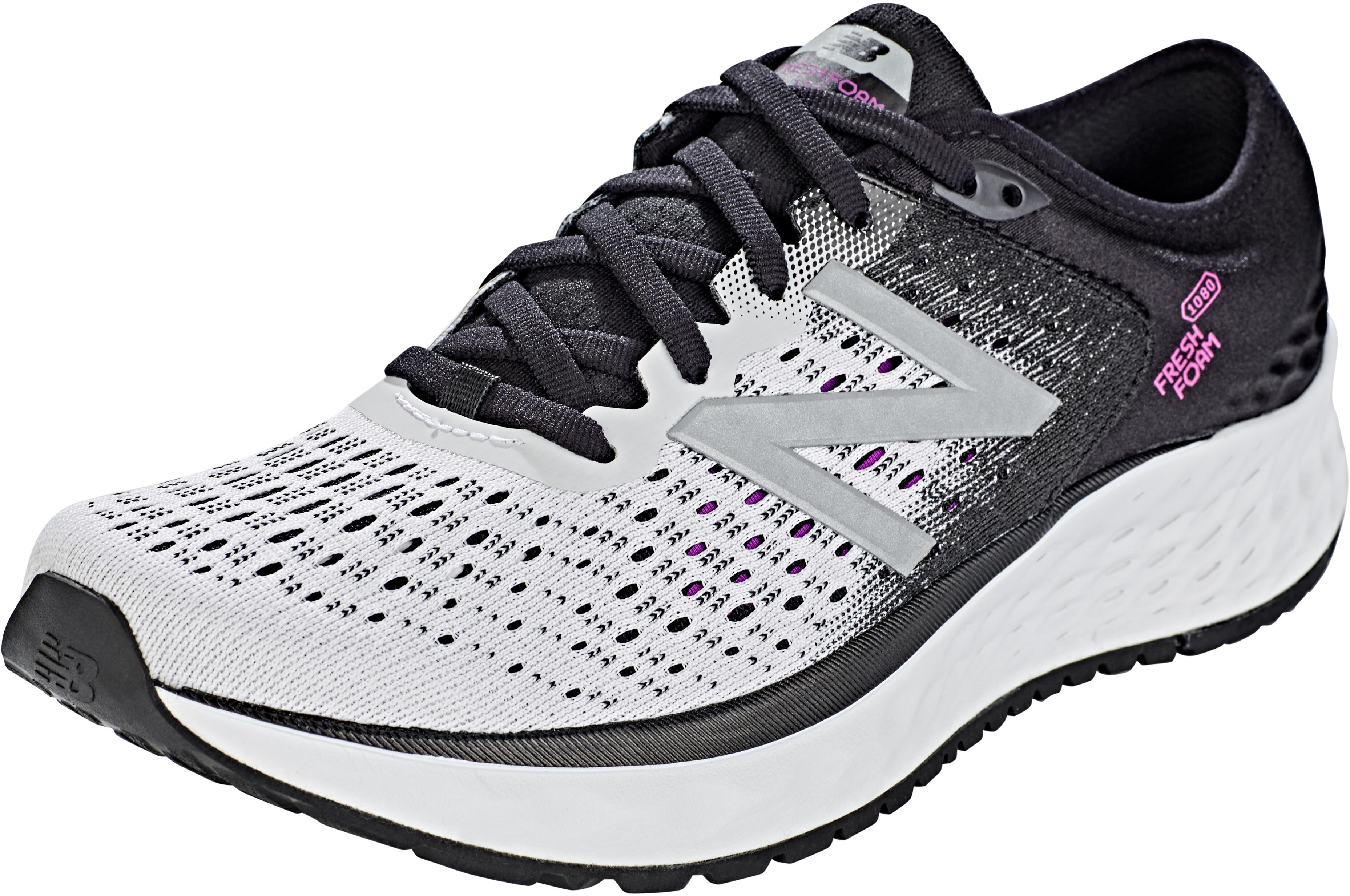 usine authentique 83982 10ca8 New Balance 1080 V9 Chaussures Femme, white/black